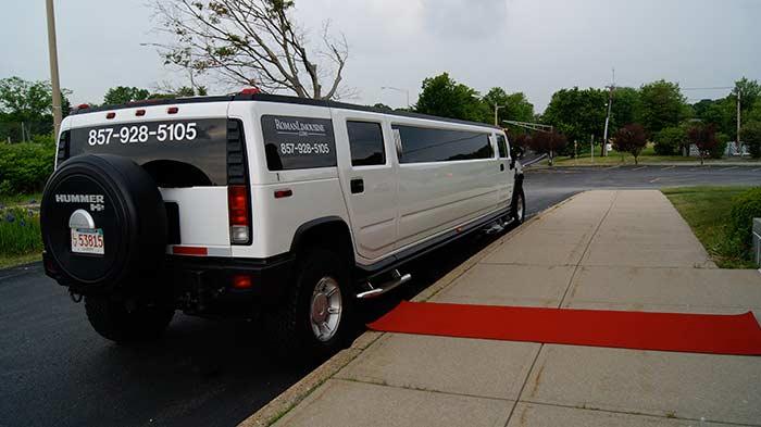 hummer limo bachelor party