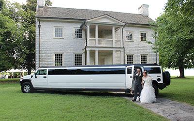 limo boston wedding